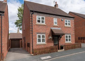 4 bed detached house for sale in Crown Hill Close, Stoke Golding, Nuneaton CV13