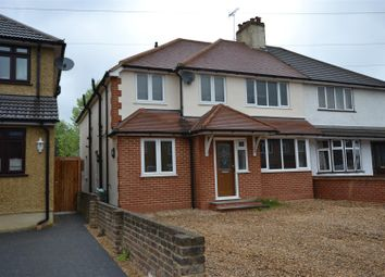 Thumbnail 5 bedroom semi-detached house for sale in St. Annes Road, London Colney, St. Albans