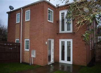 Thumbnail 2 bedroom semi-detached house for sale in Clarence Street, Dudley