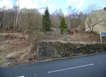 Thumbnail Land for sale in Heptonstall Road, Hebden Bridge, West Yorkshire