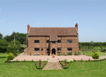 Thumbnail 9 bed detached house for sale in Newnham Bridge, Tenbury Wells, Worcestershire