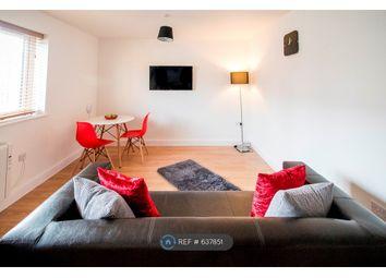Thumbnail 1 bed flat to rent in Coleridge Way, Crewe