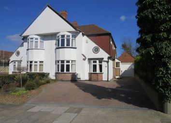 Thumbnail 4 bed semi-detached house for sale in Hillview Road, Orpington