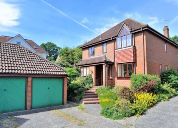 Thumbnail 4 bed detached house for sale in 7 Briar Close, Gillingham, Dorset
