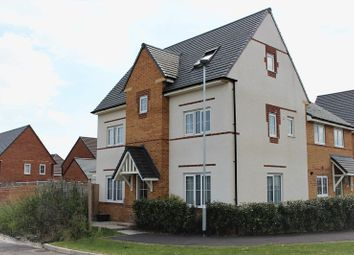 Thumbnail 4 bed semi-detached house for sale in Spitfire Road, Calne