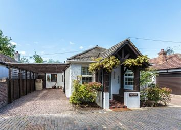 Thumbnail 3 bedroom detached bungalow for sale in Detached Bungalow, Conifer Lane, Egham