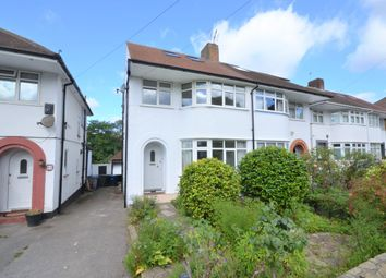 Thumbnail 4 bed semi-detached house to rent in Ashfield Road, London