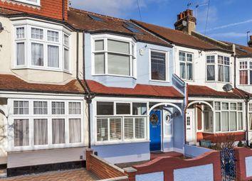Thumbnail 5 bed terraced house for sale in Abbott Avenue, London