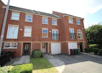 Thumbnail 4 bed town house for sale in Glebe Court, Rothwell, Leeds