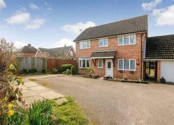 Thumbnail 4 bedroom detached house for sale in Loughton Road, Bradwell Village, Milton Keynes, Buckinghamshire