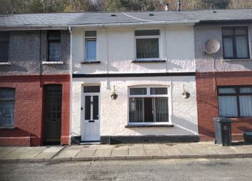 Thumbnail 3 bed terraced house for sale in Woodland Terrace, Aberbeeg, Abertillery