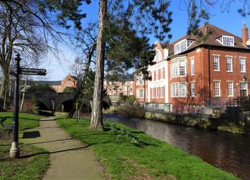 Thumbnail 2 bed flat for sale in Low Skellgate Close, Ripon