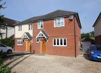 Thumbnail 4 bed semi-detached house for sale in Wildern Lane, Hedge End, Southampton