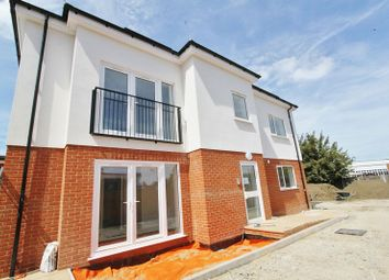 Thumbnail 2 bed flat for sale in Chase Cross Road, Collier Row, Romford