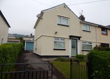 Thumbnail 3 bed semi-detached house to rent in The Avenue, Griffithstown, Pontypool
