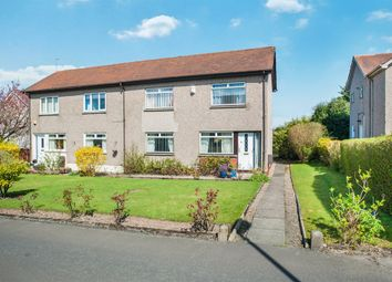 Thumbnail 2 bed semi-detached house for sale in Cardell Avenue, Paisley