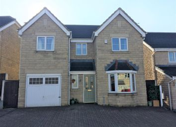 Thumbnail 4 bed detached house for sale in Tonge Meadow, Middleton, Manchester