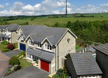 Thumbnail 4 bedroom detached house for sale in Baildon Way, Skelmanthorpe, Huddersfield