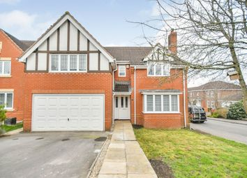 Thumbnail 4 bed detached house for sale in Whitworth Road, Pewsham, Chippenham