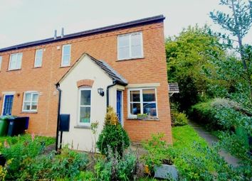 Thumbnail 1 bed end terrace house to rent in Glastonbury Close, Belmont, Hereford