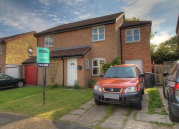Thumbnail 3 bed semi-detached house for sale in Rockington Way, Crowborough