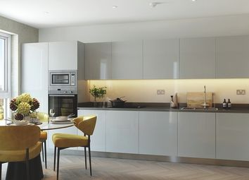 Thumbnail 3 bed flat for sale in Birch House, Kidbrooke Village