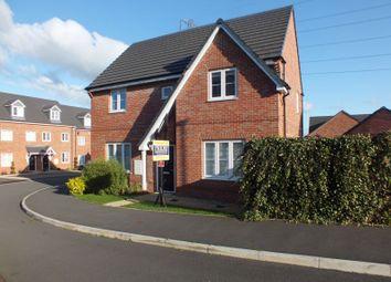 Thumbnail 4 bed detached house for sale in Sandiacre Avenue, Sandyford, Stoke-On-Trent