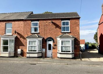 Thumbnail 2 bed semi-detached house for sale in South Street, Swineshead, Boston, Lincolnshire