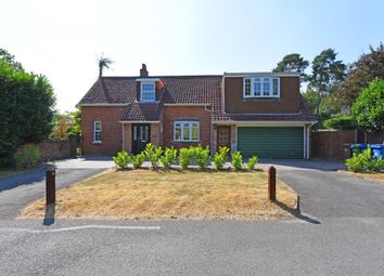 Thumbnail 4 bed detached house for sale in Thibet Road, Sandhurst