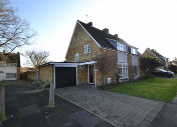 Thumbnail 3 bed semi-detached house for sale in Upper Park, Harlow, Essex