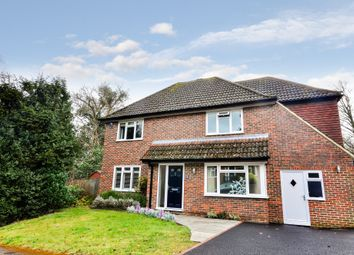 Thumbnail 4 bedroom detached house for sale in Huxley Close, Godalming, Surrey