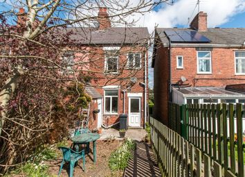 Thumbnail 2 bed end terrace house for sale in Minimum Terrace, Chesterfield