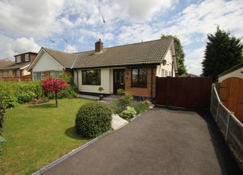 Thumbnail 2 bed semi-detached bungalow for sale in Hawkwell Chase, Hawkwell, Hockley