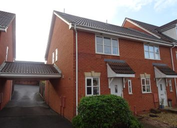Thumbnail 2 bed property to rent in Manning Road, Cotford St. Luke, Taunton