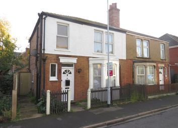 Thumbnail 3 bed semi-detached house for sale in Oakroyd Crescent, Wisbech