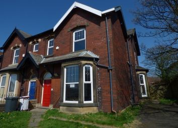 Thumbnail 5 bed semi-detached house to rent in Infirmary Road, Infirmary, Blackburn