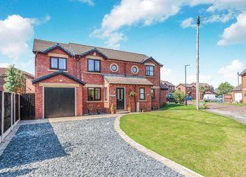 Thumbnail 3 bed semi-detached house for sale in Pennine Way, Stalmine, Poulton-Le-Fylde, Lancashire