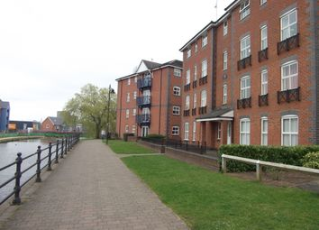 Thumbnail 2 bedroom flat to rent in Drapers Field, Canal Basin, Coventry