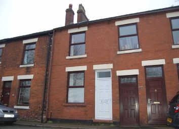 Thumbnail 3 bed terraced house to rent in Vale Pleasant, Silverdale, Newcastle