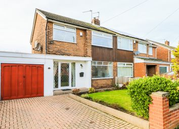 Thumbnail 3 bedroom semi-detached house for sale in Oakwood Drive, Altofts, Normanton