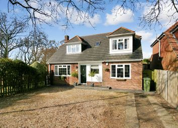 Thumbnail 3 bed detached house for sale in Abshot Road, Titchfield Common, Hampshire