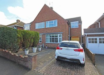 Thumbnail 2 bed semi-detached house for sale in Kirkstone Crescent, Wombourne