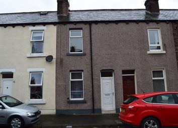 Thumbnail 2 bed terraced house to rent in Gloucester Road, Carlisle