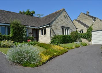 Thumbnail 3 bed detached bungalow for sale in Lawns Park, Woodchester, Gloucestershire