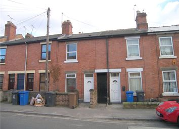 Thumbnail 2 bed terraced house to rent in Cowley Street, Derby