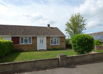 Thumbnail 3 bed semi-detached bungalow for sale in Albemarle Road, Bury St. Edmunds