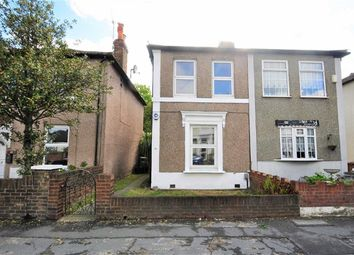 Thumbnail 2 bed semi-detached house to rent in Woolwich Road, Bexleyheath, Kent