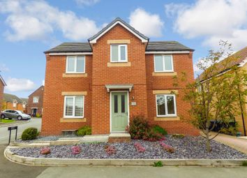 Thumbnail 4 bedroom detached house for sale in Viscount Close, Stanley