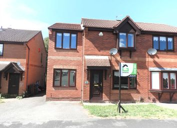 Thumbnail 4 bed semi-detached house for sale in Carnforth Avenue, Kirkby, Liverpool