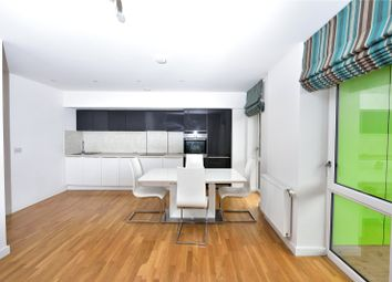 Thumbnail 2 bed flat to rent in Lakeside Drive, London